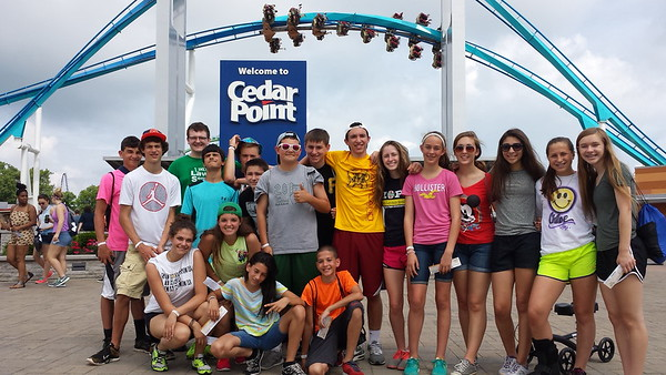 GOYA Cedar Point Palamas - June 15, 2015