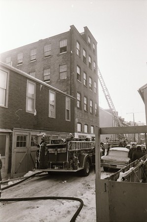 2.25.1972 - 241 Cedar Street, Reading Box Company