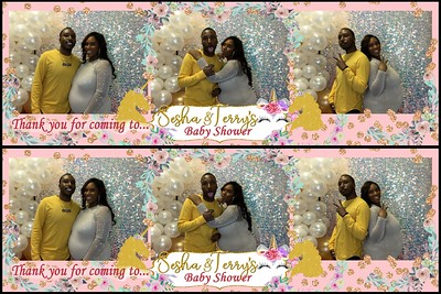 Sesha & Terry's Baby Shower