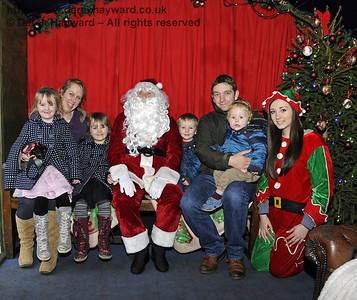 Santa and Victorian Christmas 2013