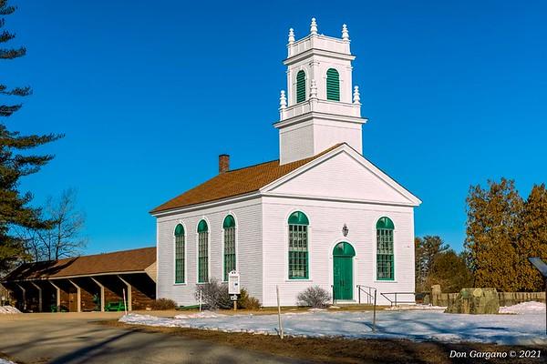 Newington New Hampshire - 2021