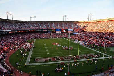 SF 49ers vs Tennessee Titans 11.8.09