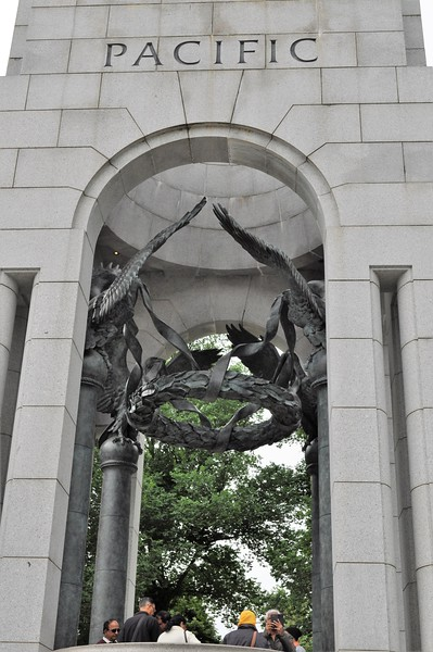 WWII Memorial September 2018