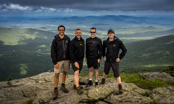 Vermont Hiking July 2017