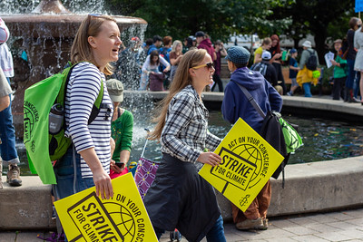 Act on your Conscience: Strike for Climate
