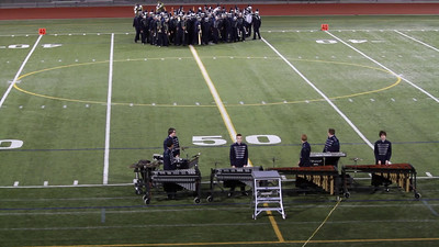 2014 TRHS Marching Band