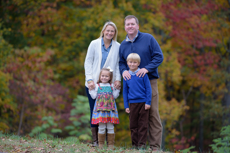 Cook Family Fall 2015