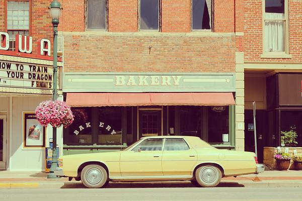 ON THE ROAD:  Winterset, Iowa