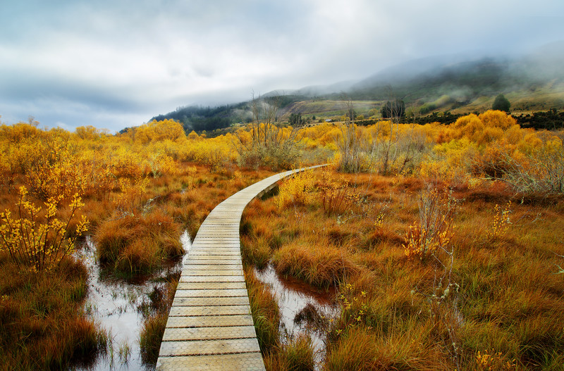 Hiking in Glenorchy