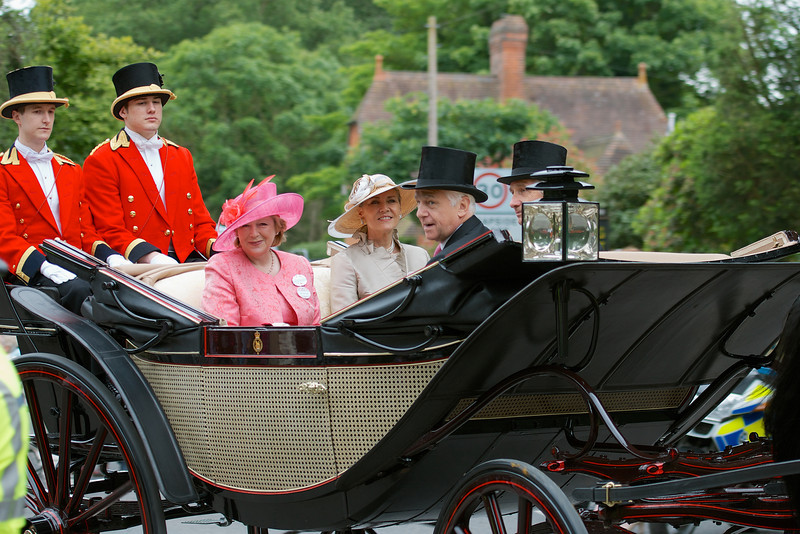 The third Royal Carriage