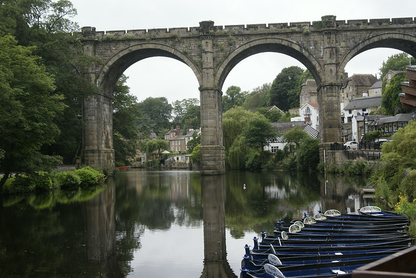 York and Knaresborough, June 2014