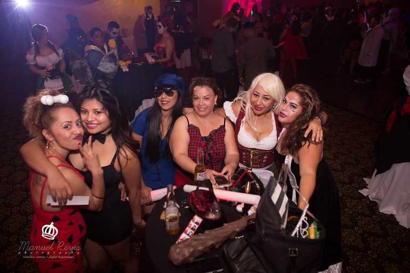 Jonathan Manzo/Halloween Party