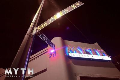 Dj Dynamiq @ Myth Taverna & Lounge 11.28.15