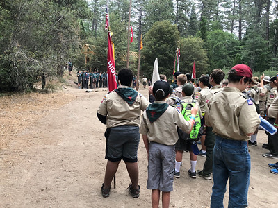 Scout Camp 2018 - Camp Emerson