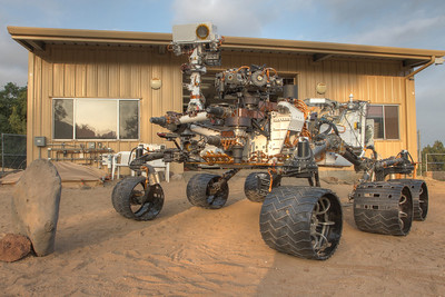Mars Yard 2012