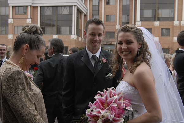After the Ceremony