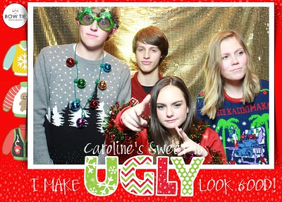 Caroline's Sweet 16 Ugly Sweater Party