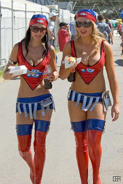The Clipsal Girls' Diet...