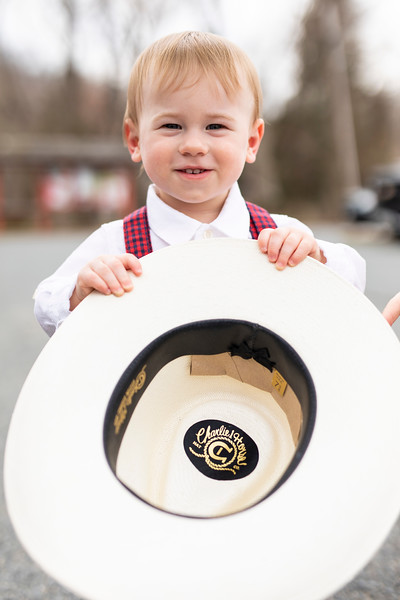 Jack 1-Year Portraits -- March 30, 2019