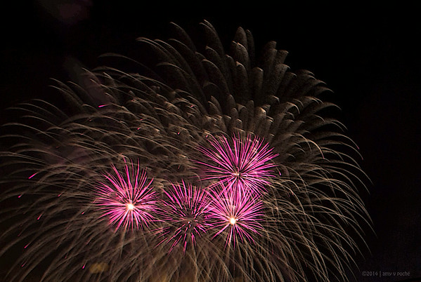 Nashville Fireworks 2014