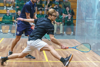 George Washington vs Dartmouth Squash