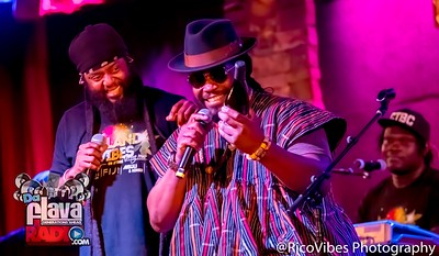 MORGAN HERITAGE ACOUSTIC TOUR LIVE AT THE CITY WINERY IN ATLANTA