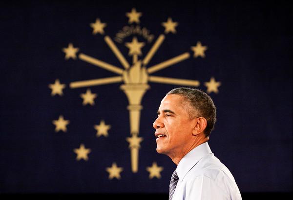 Obama visits Ivy Tech