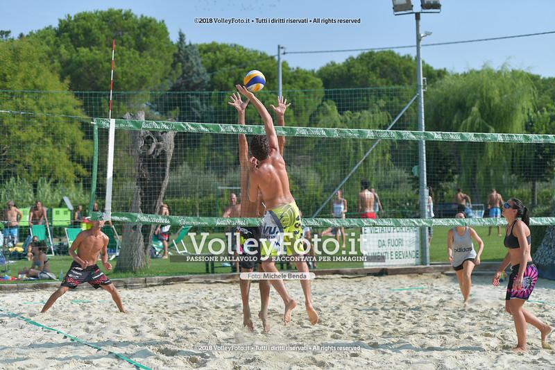 presso Zocco Beach PERUGIA , 25 agosto 2018 - Foto di Michele Benda per VolleyFoto [Riferimento file: 2018-08-25/ND5_8312]