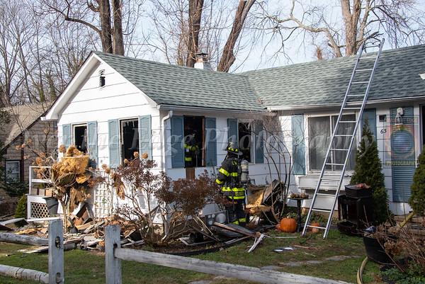 Locust Valley House Fire 12/30/2020