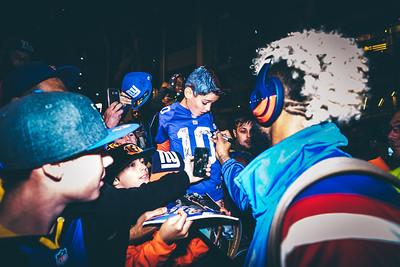 Rams v Giants