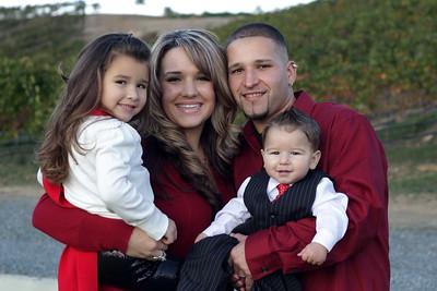 Tiffany and Family Nov 2011