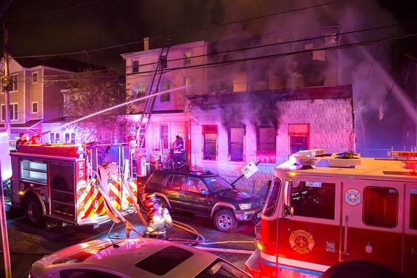 Paterson NJ 3rd alarm, 24 Pearl St. 05-11-16