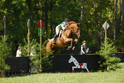 2008-10-05 October USEA Horse Trial
