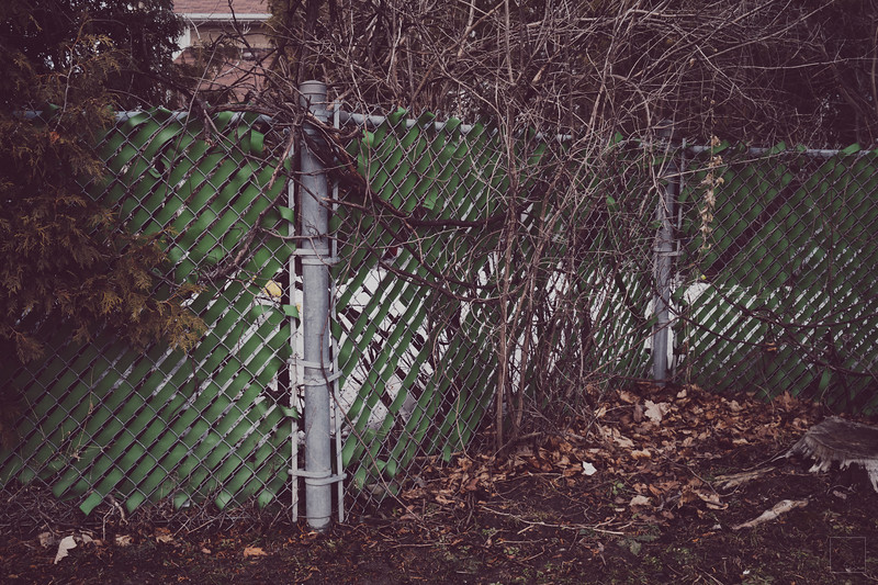 Friday Photowalk - Ugly suburbia edition