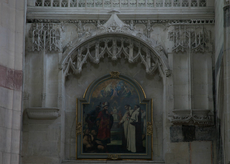 Gisors, Saint-Gervais-Saint-Protais Church Chapel