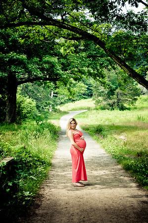 Krystle maternity