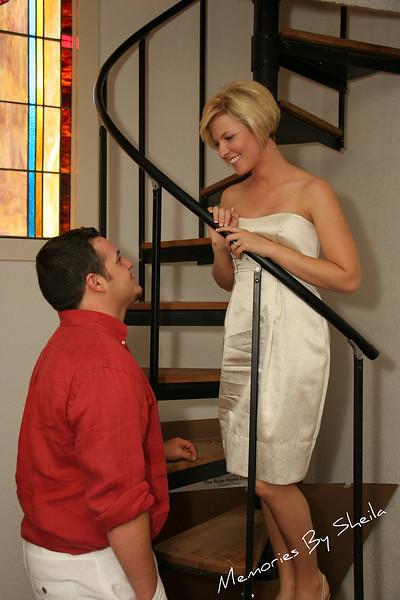 Aaron & Keegan's Wedding Rehersal May 2010