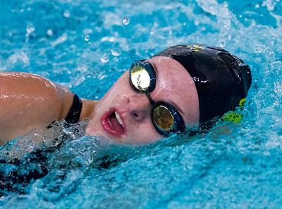 2012 High School Girls Swimming