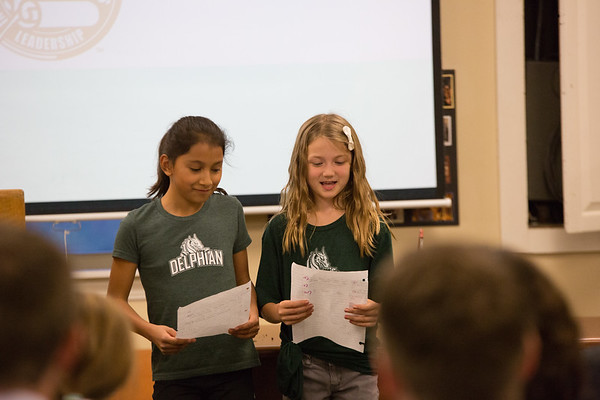 Elementary School Assembly