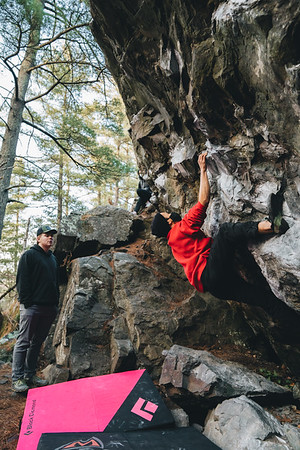 2020-11-27 - BOULDERING WITH BROS