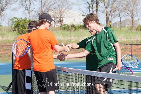 Tennis Republic vs Mt Vernon