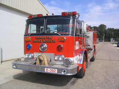UNIVERSITY OF ILLINOIS FIRE SERVICE INSTITUTE
