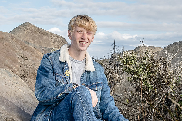Donovan Senior 2020