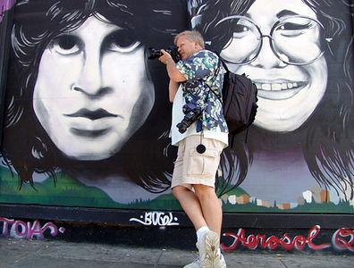 Andy's visit to San Francisco