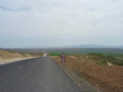 south Anatolia in May