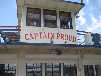Captain Proud Run & Lunch - Wed 11 Nov 2020