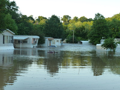 2010 Wildcat Creek Flood