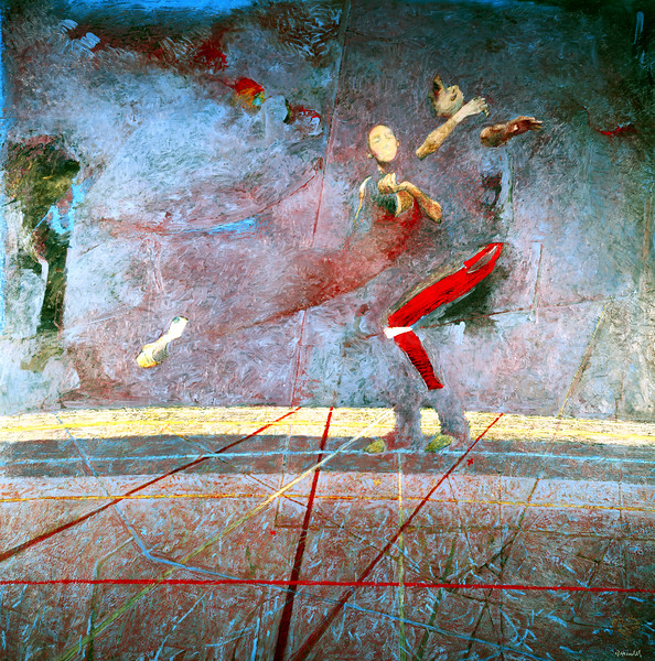 Floormarks #29 (1992)