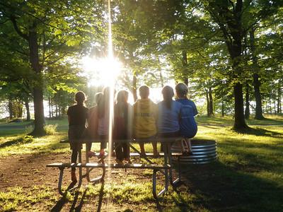 Adventure 2012 June 17-23 #412 Beauty in the Woods