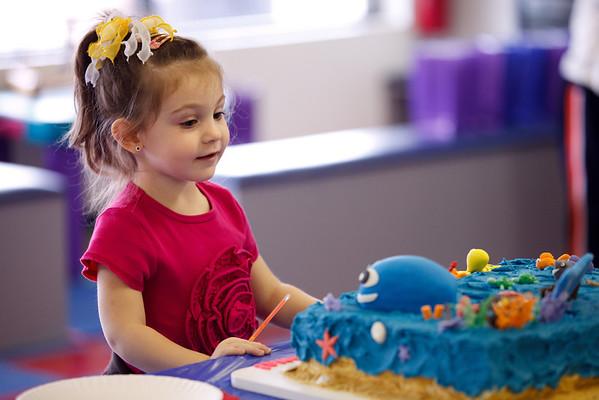 Adriana's 3rd Birthday Party